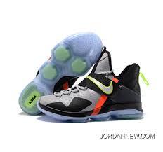 Lebron Shoe Size Chart Nike Lebron James 14 Shoes Christmas Best
