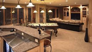 elegant bar basement ideas for the best with exciting home bars bets basement lighting