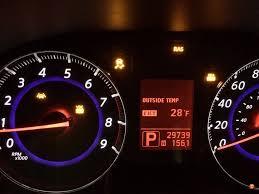 Infiniti G35 Warning Lights Meaning 5 0l Ras Error Light Should I Be Concerned Infiniti