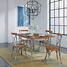 home styles 5061 318 orleans 5 pc dining table set 4 chairs