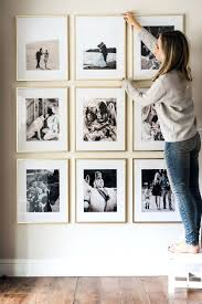 black and white photo collage wall large size of decor ideas wondrous picture frame wall decoration