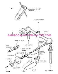 remove bath tub faucet replacing tub faucet handles 2 and 3 handle bath tub and shower