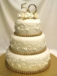 Photo Gallery 50 Golden Years Anniversary Cake 50th 50th