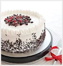 1 Kg Black Forest Cake Send Gift To Kochi Kerala