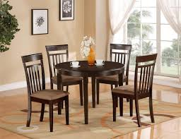 Kitchen Tables And Chair Sets Solid Wood Round Kitchen Table And Chairs Best Kitchen Ideas 2017