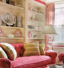 Pink Living Room Set Country Living Room Style With Blue Beach Seating Area With Wooden
