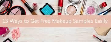 how to get free makeup s