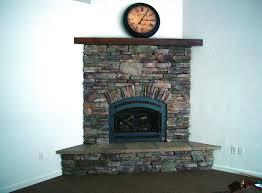 stone corner electric fireplace corner designs rh barricadacafe com corner electric fireplace tv stand stone stone