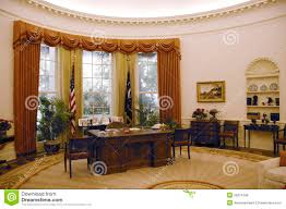 oval office white house. House Library Office Oval Presidential Reagan Replica Ronald White