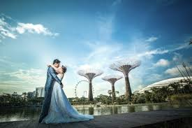 Pre Wedding Photoshoot Singapore