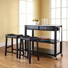 Movable Kitchen Island Kitchen Island With Stools Also Elegant Movable Kitchen Islands