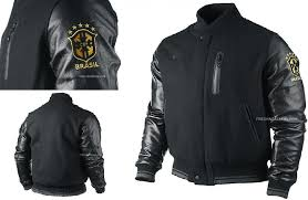 image is loading nike mens brazil c pitch black destroyer leather