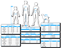 Rubies Size Chart Rubies Archives 911 Costume911 Costume