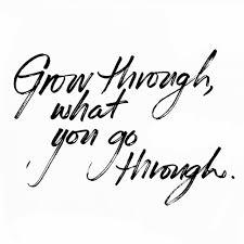 Pep Talk Quotes Pep Talk Quotes Fresh Grow Through What You Go Through GasparreDesign 92
