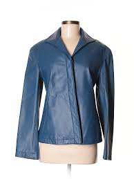 pin it lafayette 148 new york women leather jacket size 8
