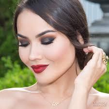 maryam maquillage summer night soirée makeup style