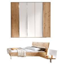 Thielemeyer Loft 2 Teiliges Schlafzimmer Eiche Im Schrupphobel Design