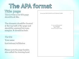 Cover Page Template Government Jobs Letter Formatted Apa Format