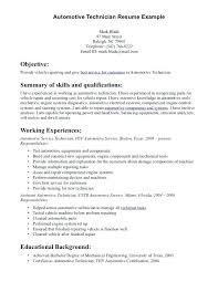 Auto Body Technician Resume Delectable Auto Body Technician Resume Netdoma