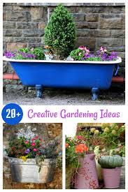 creative gardening ideas 20 recycled