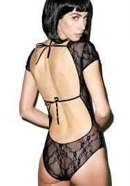 Pluck Me Lace Backless Teddy Ooh la la Pinterest Lace