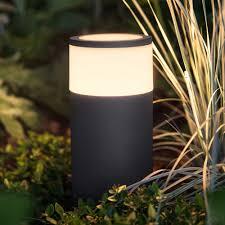 Bollard Lights Nz Hue Outdoor Bollard Light Starter Kit Color 8w