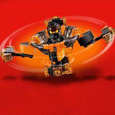 Con Quay Lốc Xoáy Đất - Lego Ninjago - 70662 (117 Chi Tiết) - Tặng Kèm Đồ  Chơi Lắp Ráp Rồng Lửa Mini - Trị Giá 99k trong 2021 | Lego ninjago, Lego,  Đồ chơi