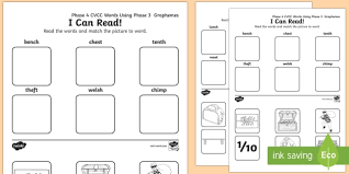 Cvc words are the foundation of becoming a great reader and writer! I Can Read Phase 4 Cvcc Words Using Phase 3 Graphemes Activity Worksheet