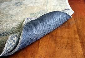 rug pad usa 1 3 thick felt and rubber 7x11 superior lock premium non slip