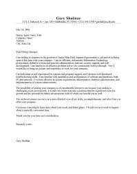 Gallery Of Computer Science Cover Letter Internship