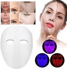 Led Light For Skin Led Light Facial Skin Care Device Skin Rejuvenation Machine