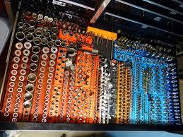 show me your diy socket organizers the garage journal board tool box