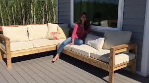 make your own outdoor furniture. One Arm Outdoor Sectional Piece. Build Your Own Make Furniture L