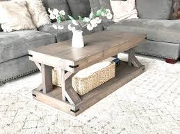 25 diy coffee table ideas that will