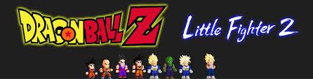 Dragon Ball Z Power Chart Dragon Ball Z Little Fighter 2