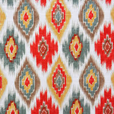 How To Design With Ikat From The AD Archives Photos Ikat Home Decor
