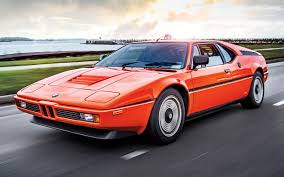 BMW 5 Series bmw m1 rear : 1980 BMW M1 Classic Drive - Motor Trend Classic