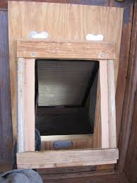 a dog door the two flap solution