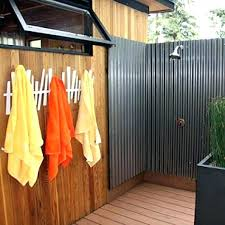 diy outdoor shower enclosure outdoor shower ideas outdoor shower deck photo 1 outdoor shower enclosure ideas diy outdoor rv shower stall