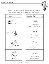 Common Irregular Verbs - Sight Words, Reading, Writing, Spelling ...