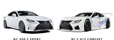 lexus 2015 rc white.  Lexus Geneva 2015 RC F SPORT U0026 GT3 Concept Announced In Lexus Rc White