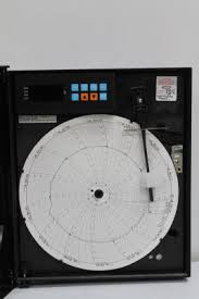 Honeywell Chart Recorder Used Honeywell Calibrated Truline Dr45at 1100 00 000 0 000000 0 Chart Recorder Dr4500 Chart Recorder Lab General For Sale Dotmed Listing 2193120