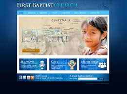 Web Designs For Churches Church Website Design And Church Logo Design