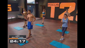 focus t 25 the beginning day one alpha cardio finished
