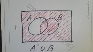 Venn Diagram Shading Examples Learn How To Shade Venn Diagrams Help With Igcse Gcse