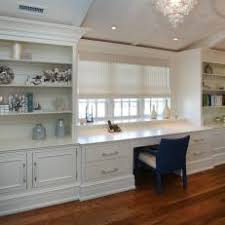 custom built desks home office. traditional home office with walllength desk a custom builtin built desks