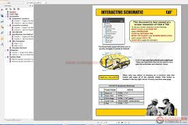 caterpillar service manual schematic parts manual operation and caterpillar parts manual 428e caterpillar schematic c15 and c18 industrial engines electrical system caterpillar service training machine electronics