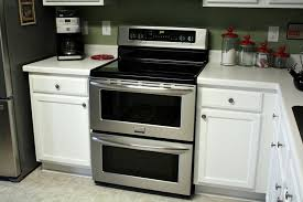 image of frigidaire double oven manual