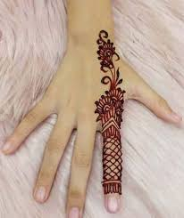 20 Best Finger Mehndi Designs To Inspire The Artist In You
