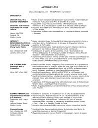 Gallery Of Resume Profile Example 7 Samples In Pdf Word